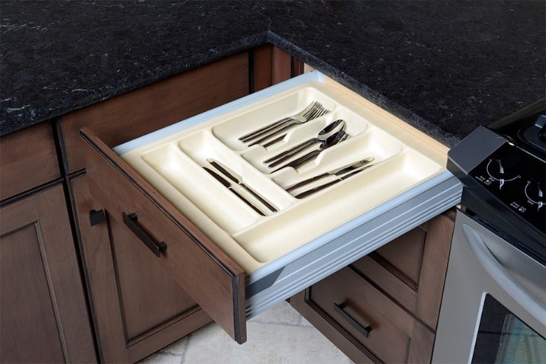 deslaurier custom cabinets kitchen storage accessories