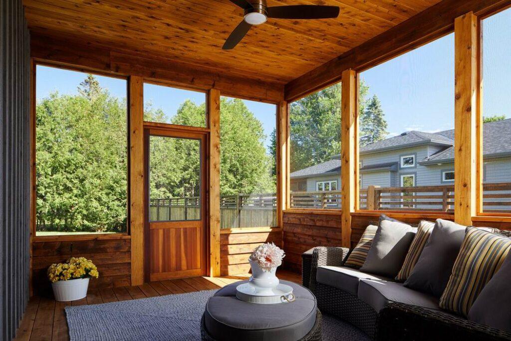 sunroom Ottawa return on investment for renovations
