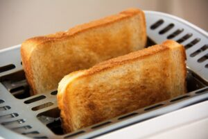 how often should you clean that toaster