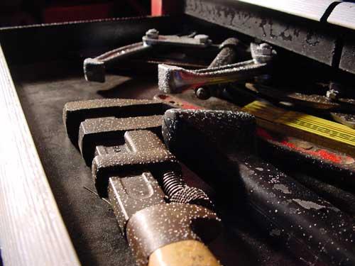 garage workshop steve maxwell home improvement tools frost