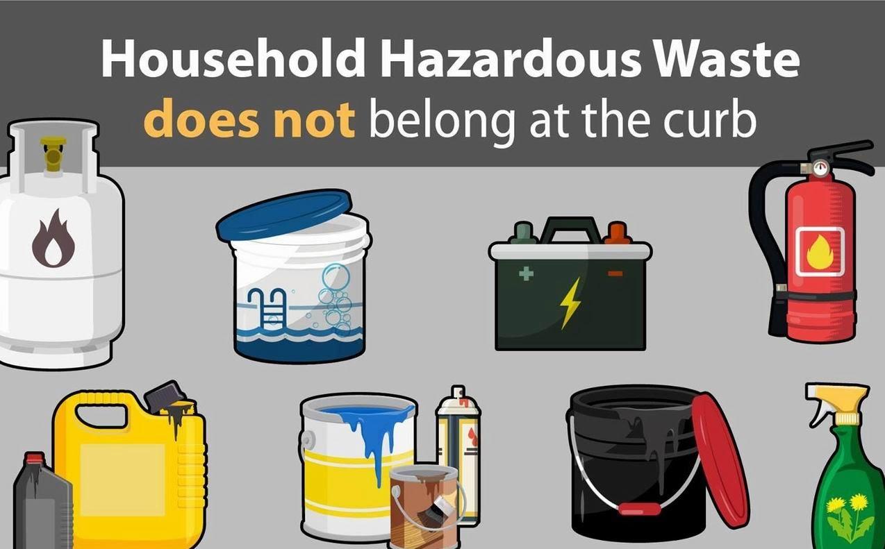 household hazardous waste depots Ottawa