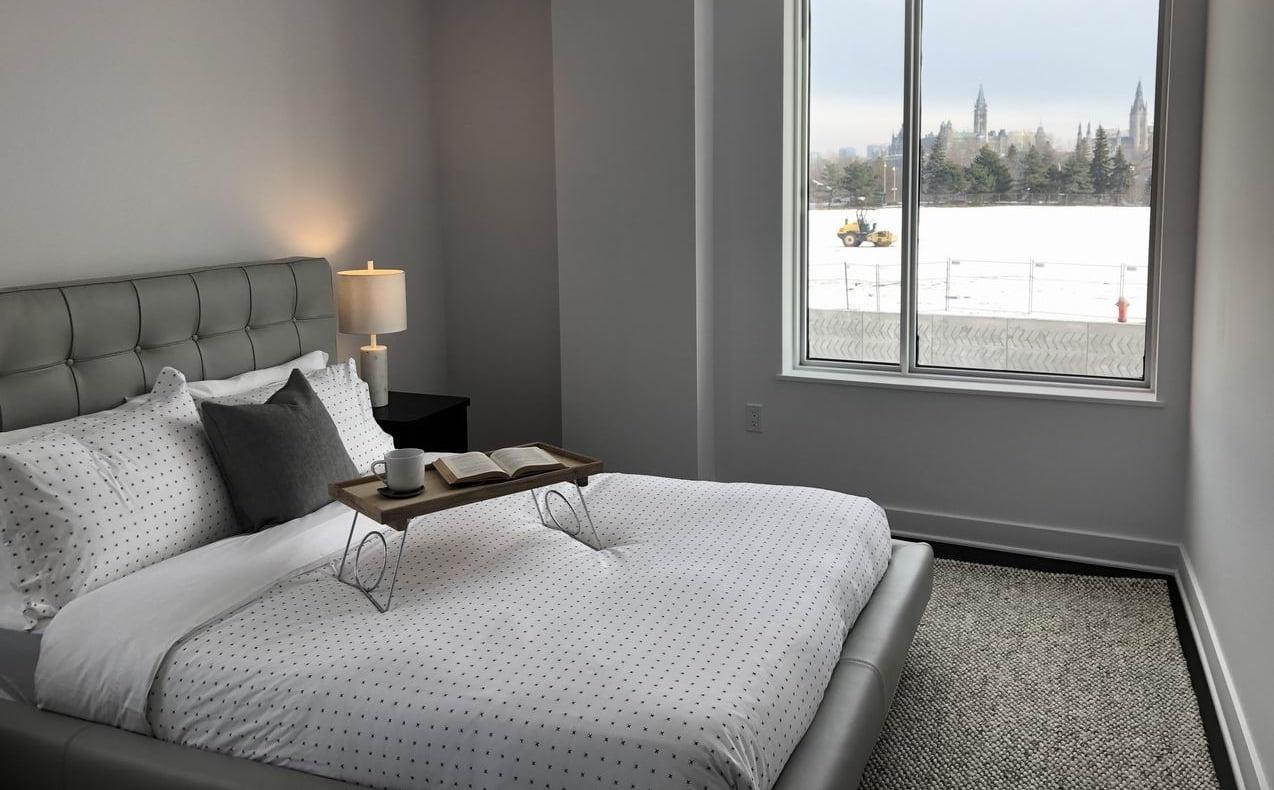 zibi model homes Ottawa new homes condos Theia Partners Dream Unlimited