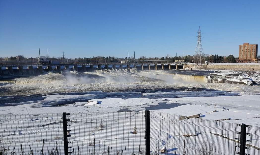 Zibi condos Ottawa Gatineau Chaudiere Falls Ottawa River