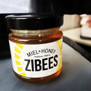 Zibi Ottawa condos Zibees honey